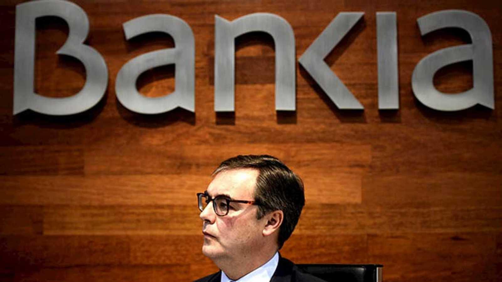 Bankia devolverá todo lo invertido a los pequeños accionistas que compraron en la salida a Bolsa