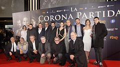 "La Corona Partida - Preestreno de ""La Corona Partida"""