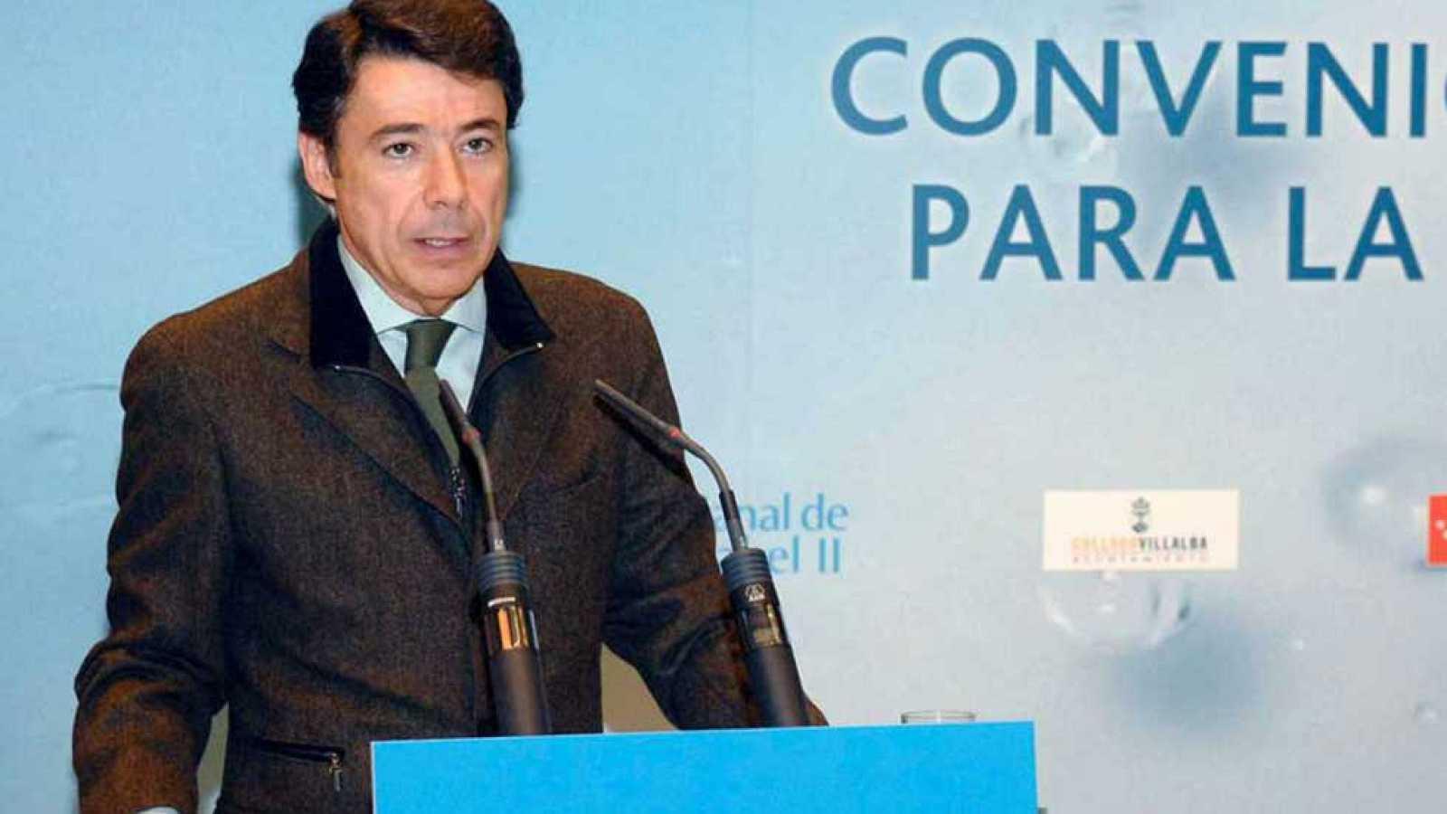 El Canal de Isabel II pagó a la trama Púnica para mejorar la imagen de Ignacio González, según el sumario
