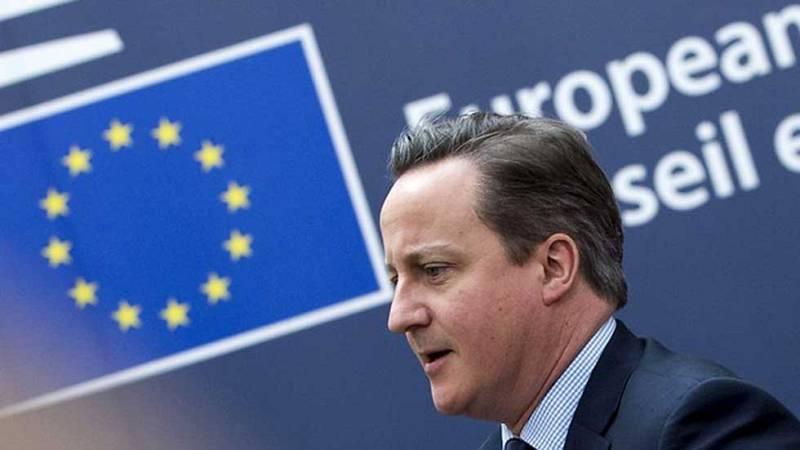 Los líderes de la UE negocian con Londres para evitar el 'brexit' en una cumbre clave