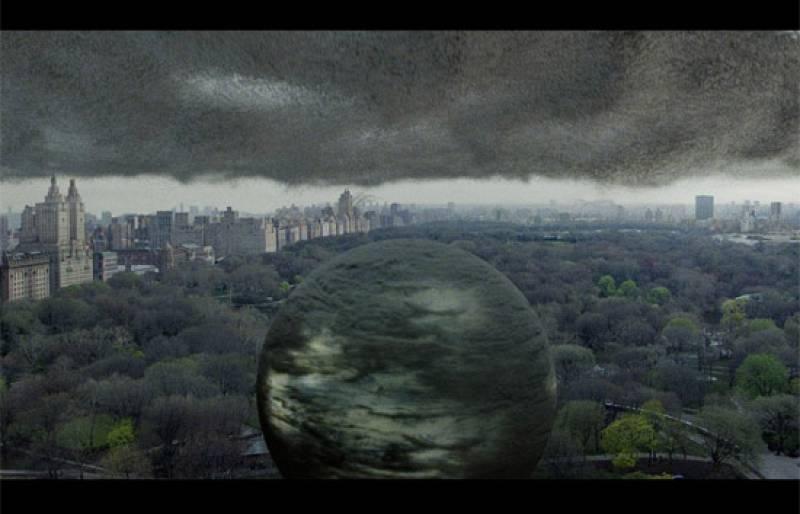 """Adelanto de """"Ultimátum a la Tierra"""""""