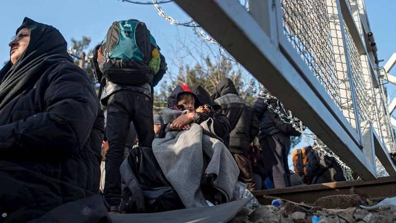 100.000 personas han llegado a Europa por el Mediterráneo desde principios de 2016