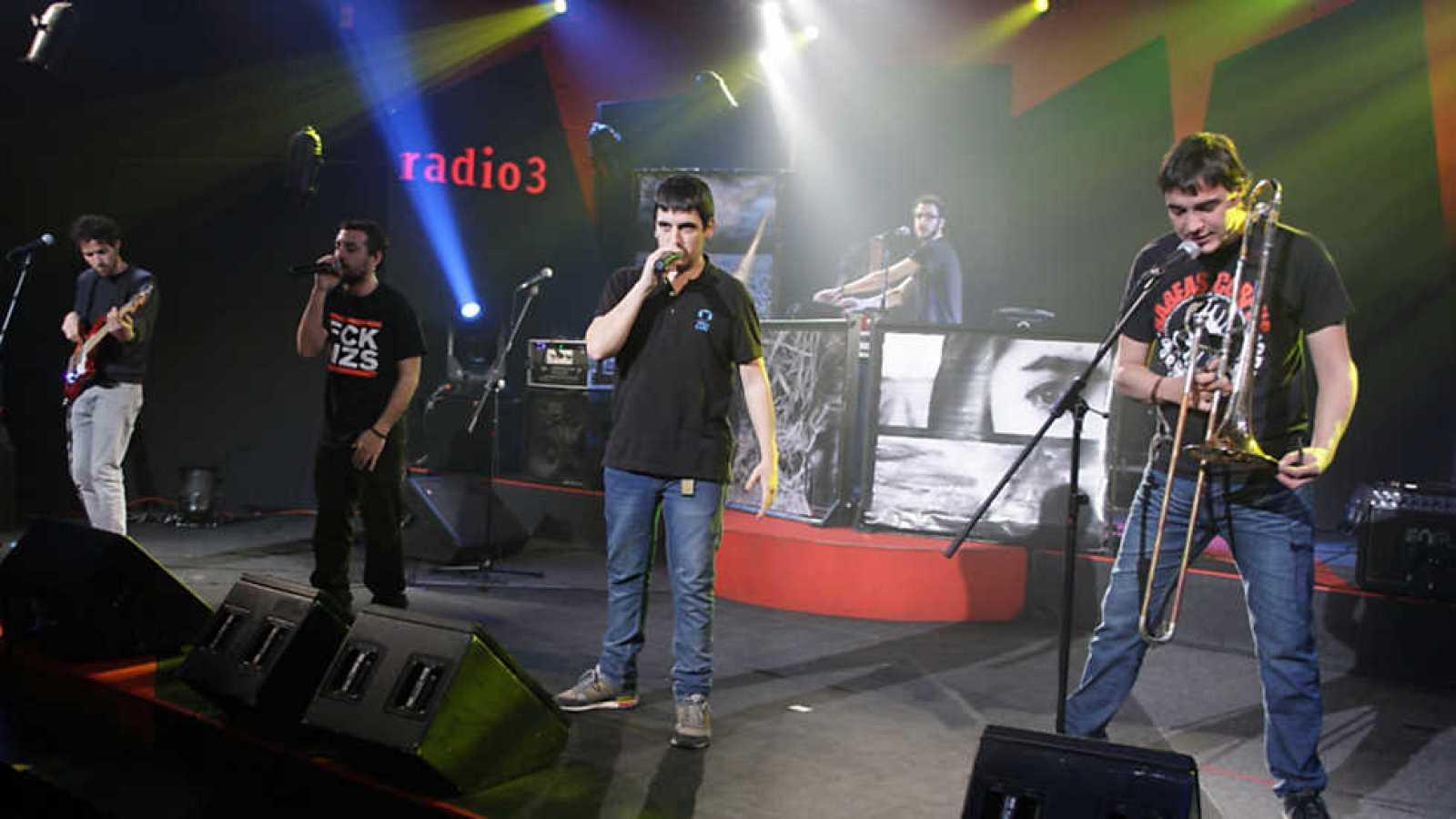 Los conciertos de Radio 3 - Zoo - ver ahora