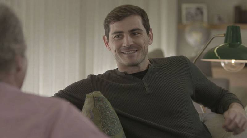 """Iker Casillas: """"Levantar la copa del mundo fue un momento mágico"""""""