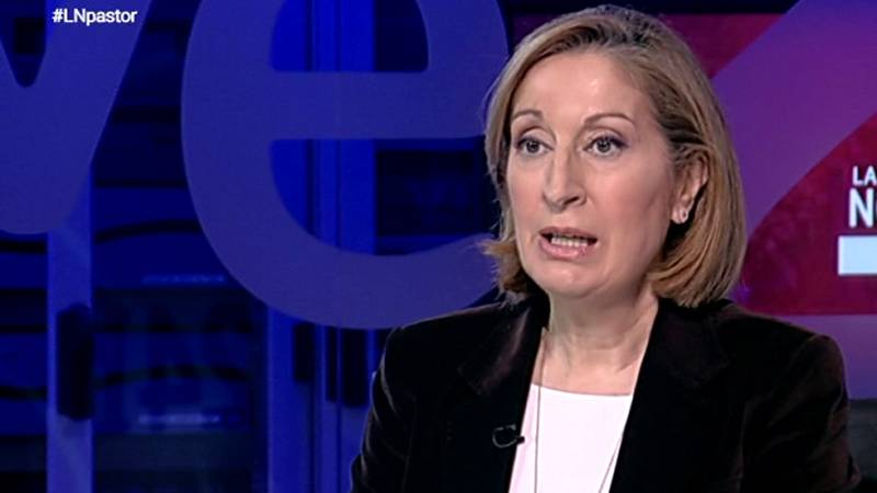 """Ana Pastor califica el acuerdo entre PSOE y Ciudadanos de """"escenificación teatral"""""""