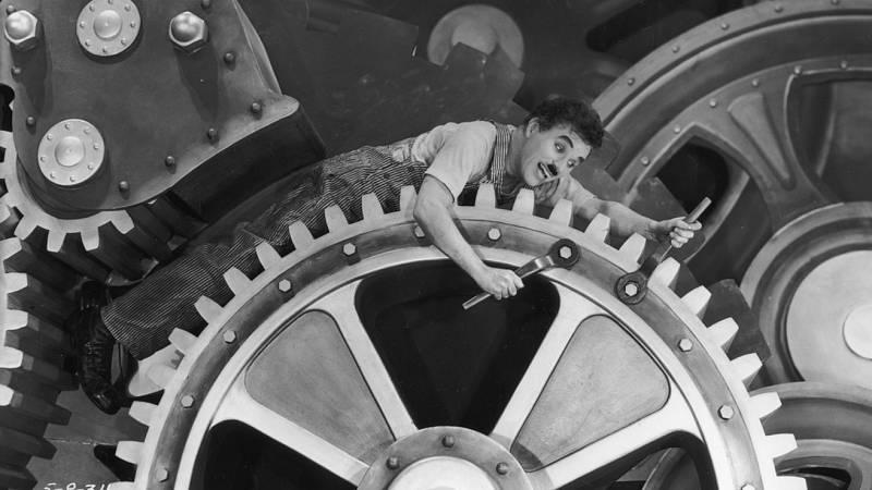 'Tiempos modernos', de Chaplin, cumple 80 años