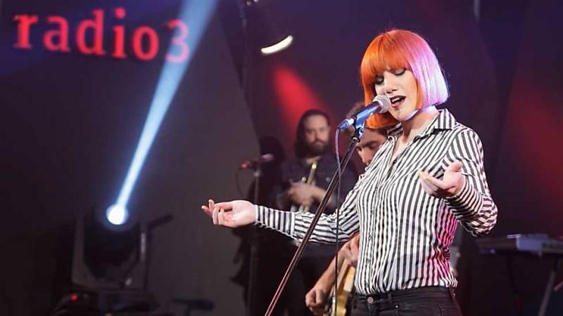 Los conciertos de Radio 3 - Aurora & The Betrayers - Ver ahora