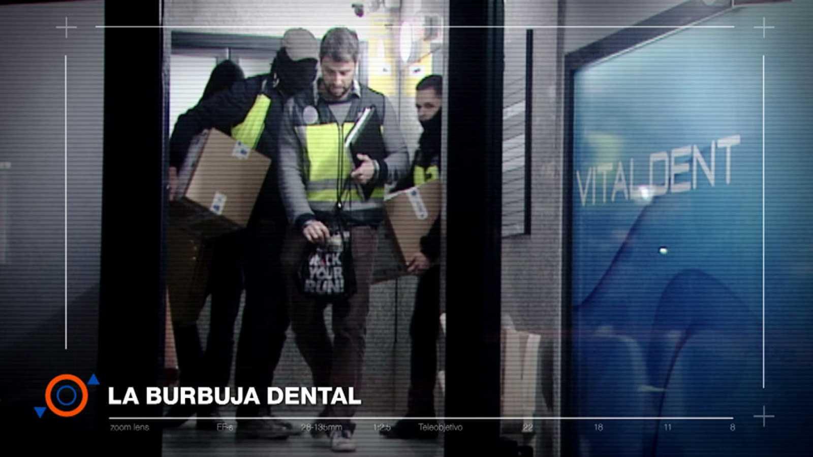 'Teleobjetivo' vuelve este martes a La 1 con el reportaje 'La burbuja dental' en el que se analiza el porqué del cierre de las clínicas dentales de Funnydent y la detención de la cúpula directiva de Vitaldent.