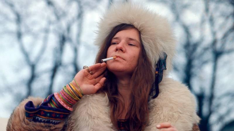 Tráiler de 'Janis', el primer documental sobre Janis Joplin