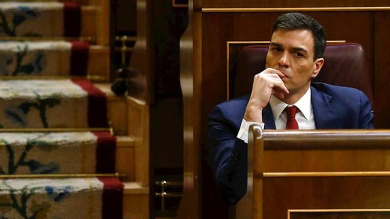 Rajoy y Sánchez se acusan mutuamente de bloquear la formación de gobierno