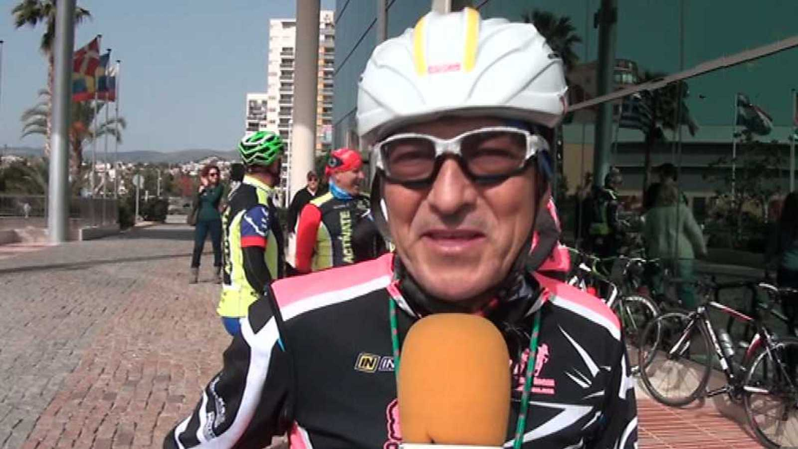 Ciclismo - Campus Eduardo Chozas 'Actívate'. Calpe 2016 - ver ahora