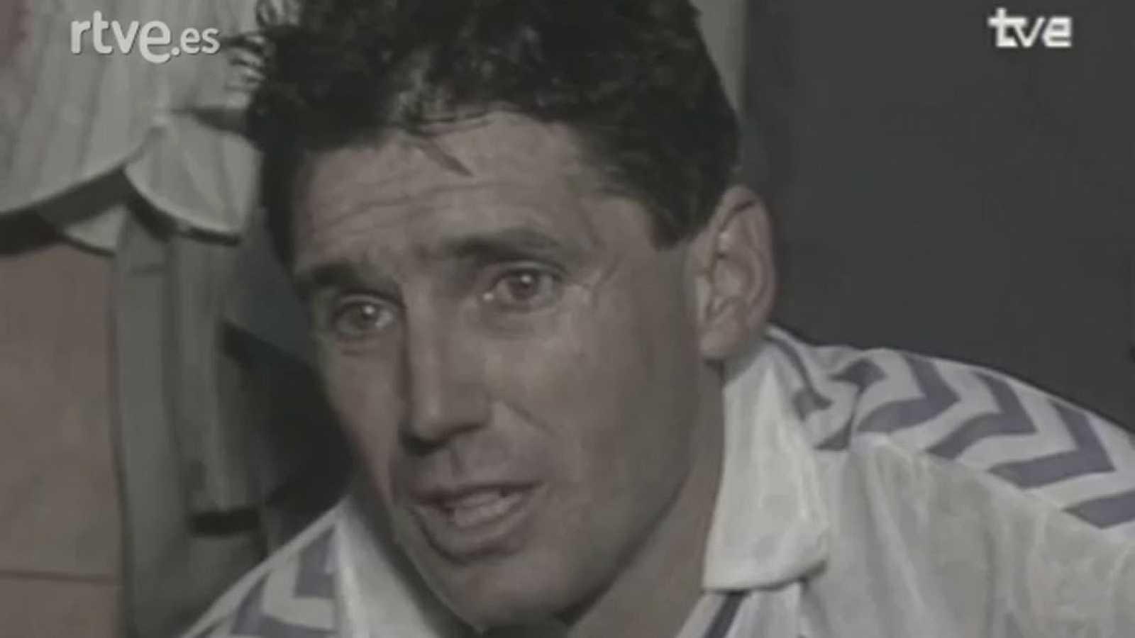 Estudio Estadio - Despedida de Santillana (1988)