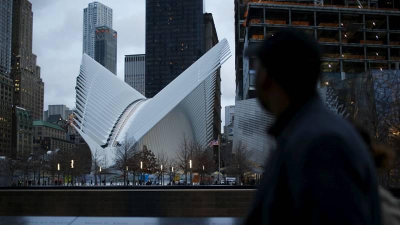 Se inaugura la estación diseñada por Calatrava en Nueva York