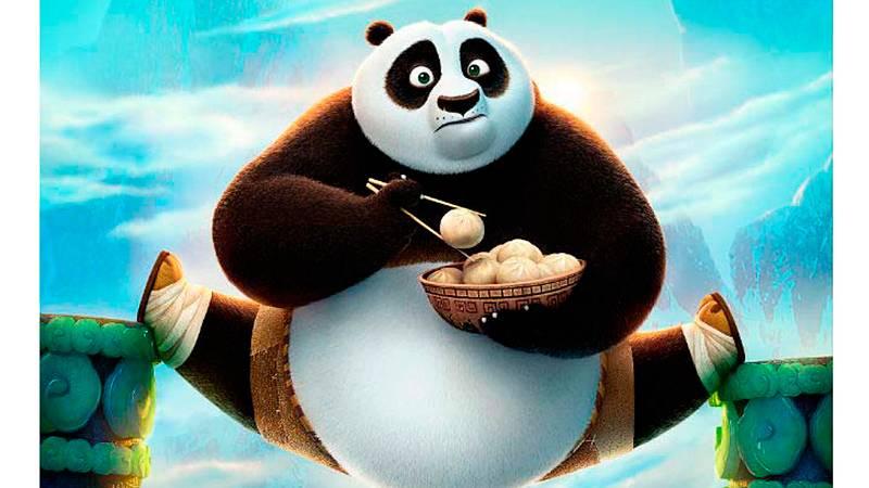 Rtve.es os ofrece un clip, en primicia, de 'Kung Fu Panda 3', que se estrena el 11 de marzo
