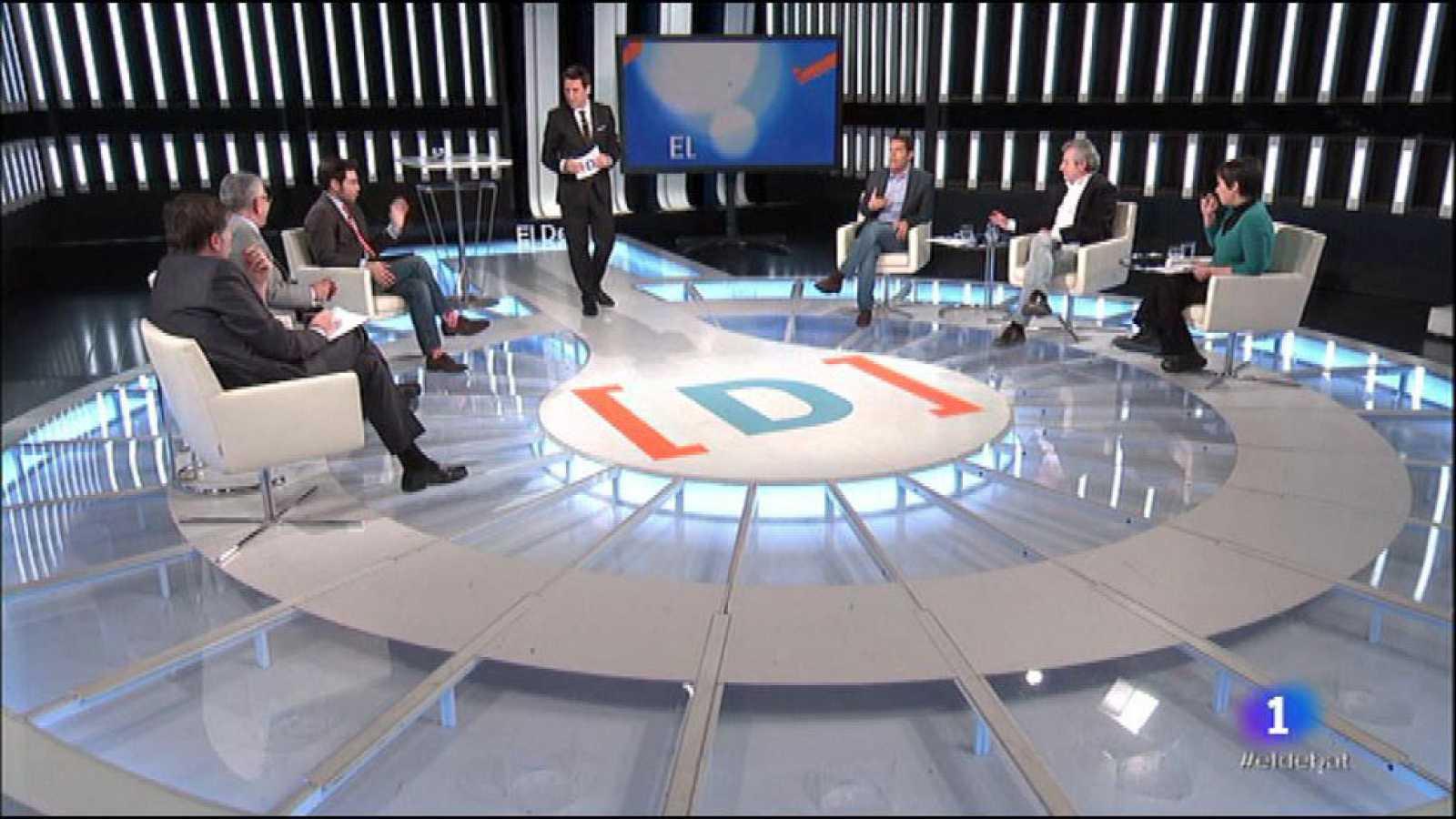 El debat de La 1 - El debat d'investidura de Pedro Sánchez