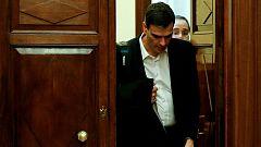 Sánchez, el primer candidato que no es investido presidente