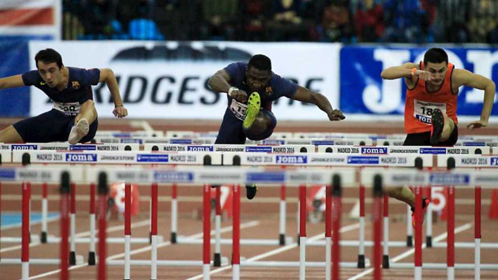 Atletismo - Campeonato de España Absoluto de Pista Cubierta - 06/03/16 - ver ahora