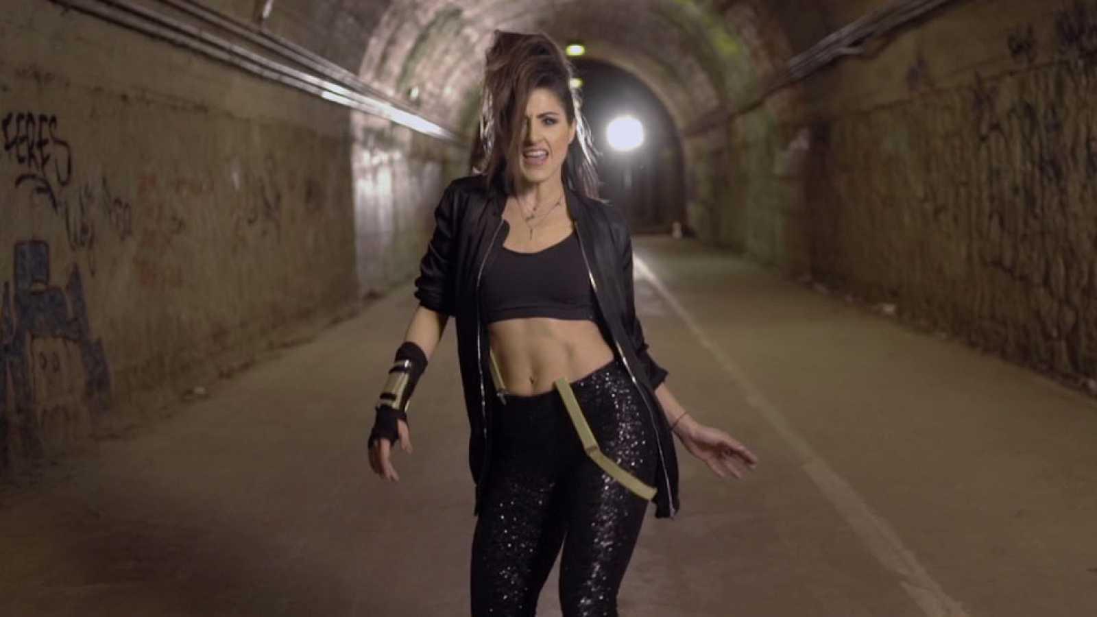 """Eurovisión 2016 - Videoclip de """"Say yay!"""" de Barei"""