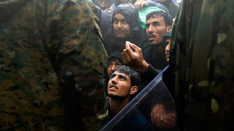 Los países de la ruta balcánica cierran sus fronteras a los refugiados
