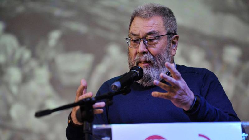 Cándido Méndez cede el testigo después de 22 años al frente de UGT
