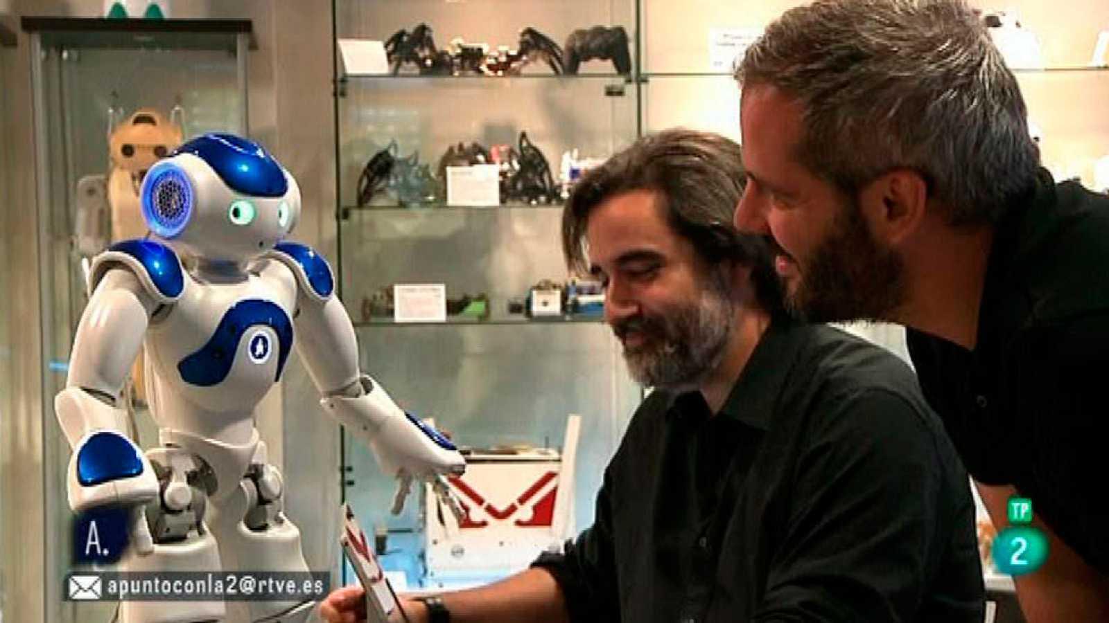 A punto La 2 - Reportaje - El futuro de los robots