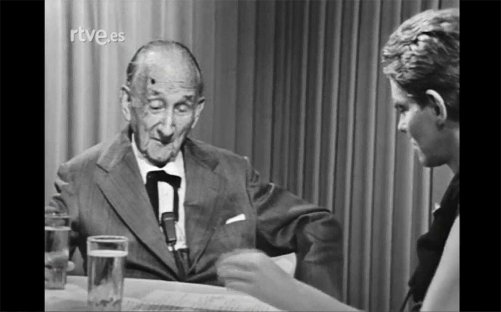 Arxiu TVE Catalunya - Personatges - Pau Vila i Dinarés