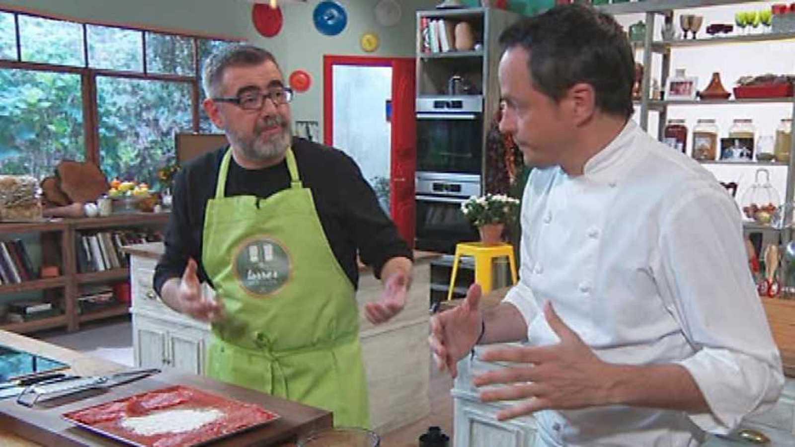 Torres en la cocina - Cocinar con críticos- ver ahora