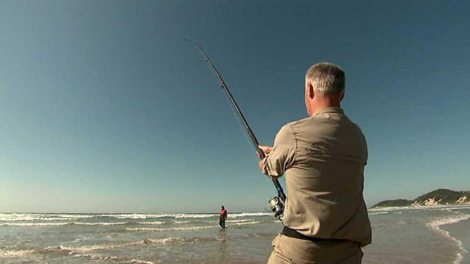 Jara y sedal - Caza y pesca en Sudáfrica - Ver ahora