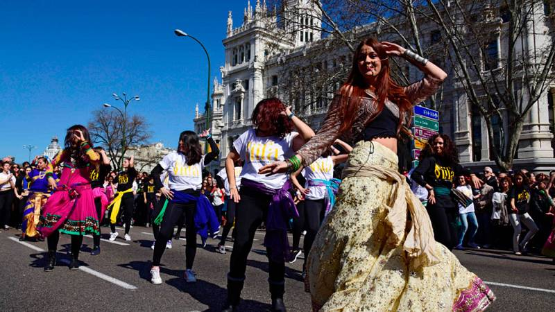La magia y el colorido de Bollywood desembarcan en Madrid