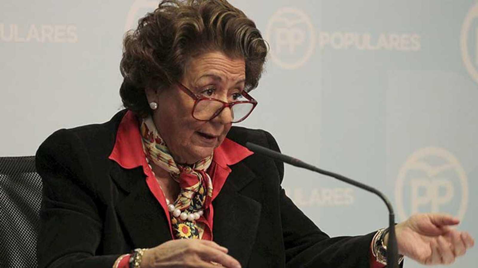 Rita Barberá declarará voluntariamente ante el juez pero insiste en su inocencia