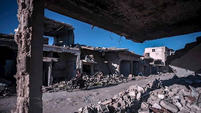 360.000 muertos y 12 millones de desplazados, dramático balance del conflicto en Siria
