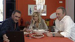 En la tuya o en la mía - Los tres hombres de la vida de Bibiana Fernández