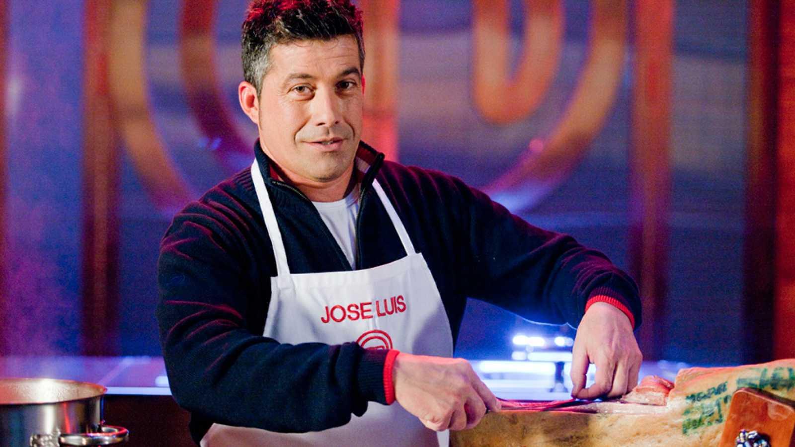 MasterChef 4 - José Luis. 41 años, pintor industrial (Albacete)