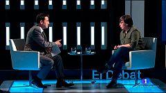El Debat de La 1 - Entrevista a MIreia Boya, presidenta del grup parlamentari de la CUP i diputada de la Vall d'Aran