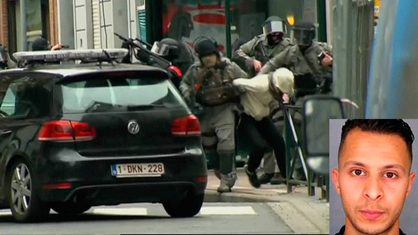 Detenido Salah Abdeslam, el terrorista huido de los atentados de París