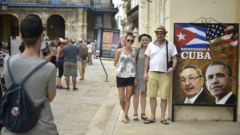 Así ha visto la sociedad estadounidense la visita de Obama a Cuba