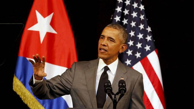 Obama pide que se reconstruyan los lazos con el exilio cubano