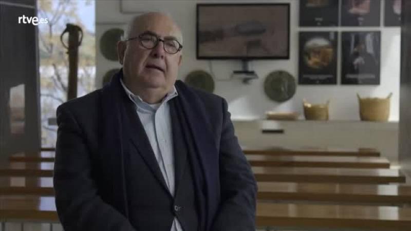 Bartolomé Ruiz, Director Conjunto Arqueológico Dólmenes de Antequera. El Sitio de los dólmenes quiere convertirse en centro neurálgico de la investigación arqueológica en Andalucía