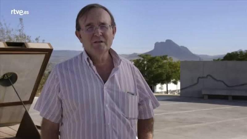 Juan Antonio Belmonte, Doctor en Astrofísica. El Conjunto megalítico de los dólmenes de Antequera es comparable a otros casos excepcionales en Francia o Irlanda, que son Patrimonio de la Humanidad