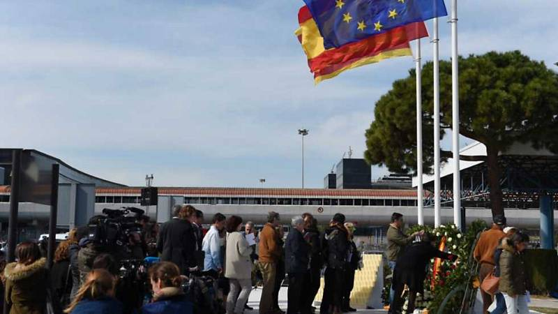 Especial Informativo - Homenaje a las víctimas del accidente aéreo del Germanwings  - ver ahora