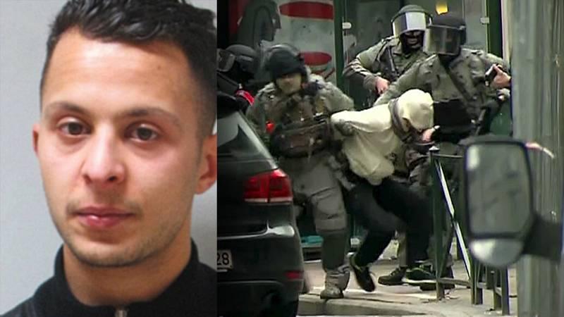 Abdeslam deja de colaborar con la policía desde los atentados de Bruselas