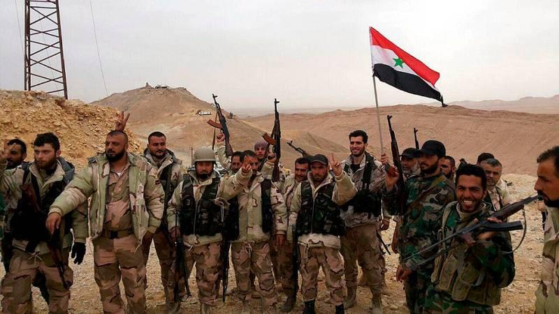 El Ejercito sirio recupera el control total de Palmira