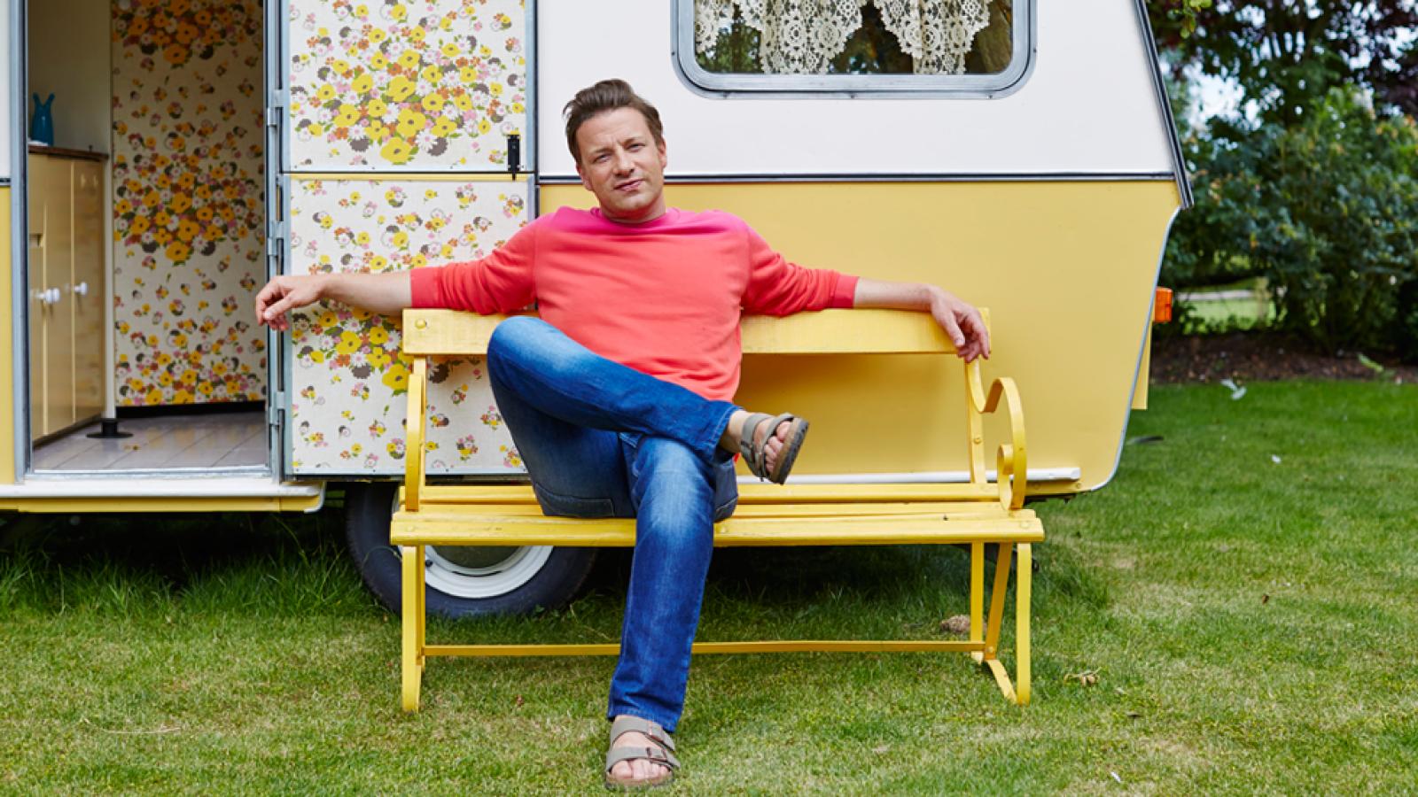 Así comienza el primer capítulo de 'Comida reconfortante' con Jamie Oliver