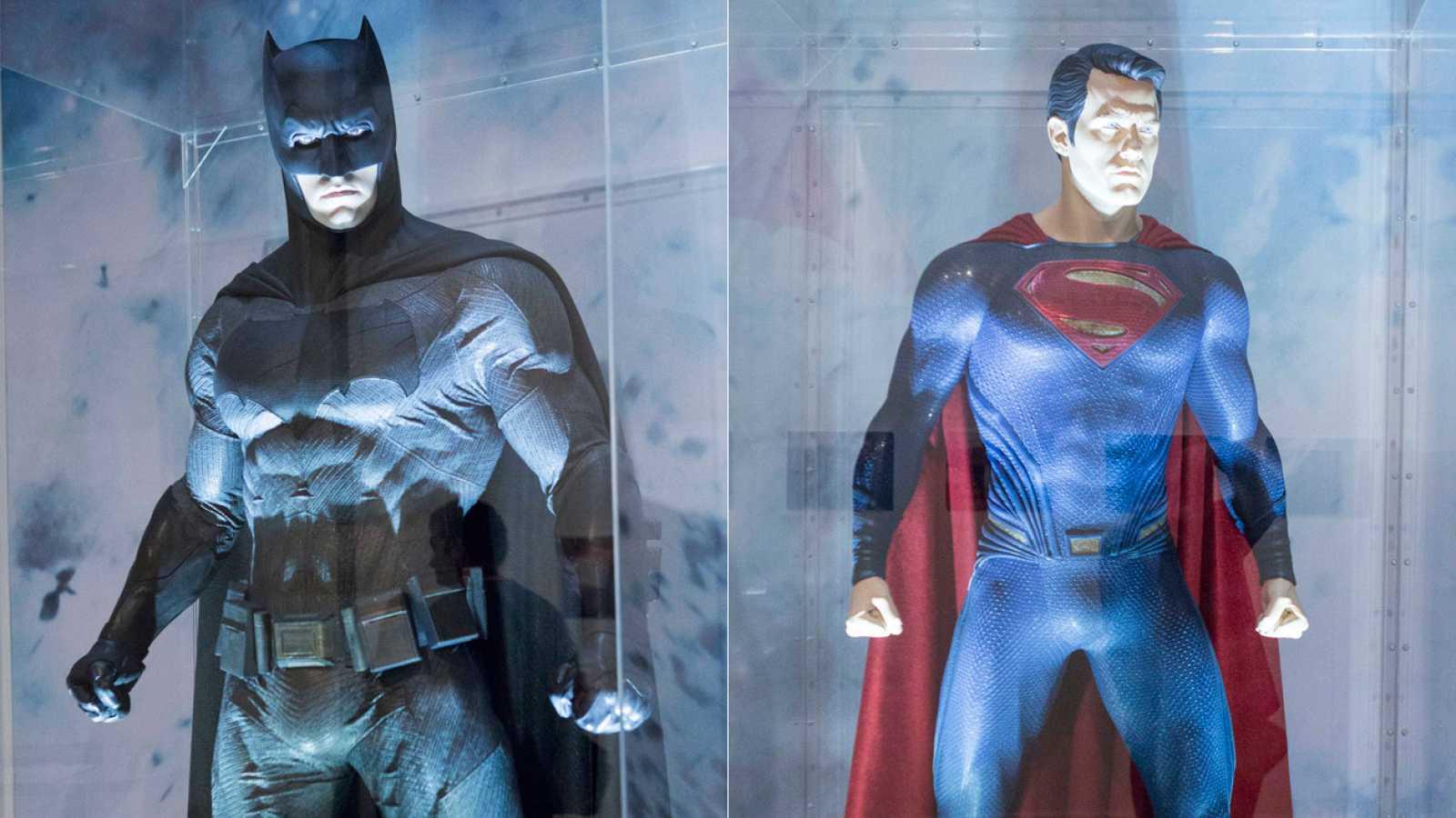 Exposición 'Universo DC Cómics' en Madrid