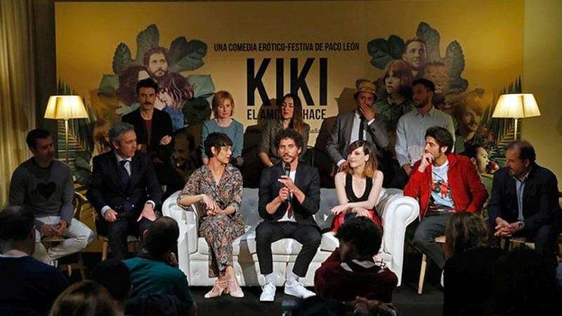 'Kiki, el amor se hace'  la última película de Paco León