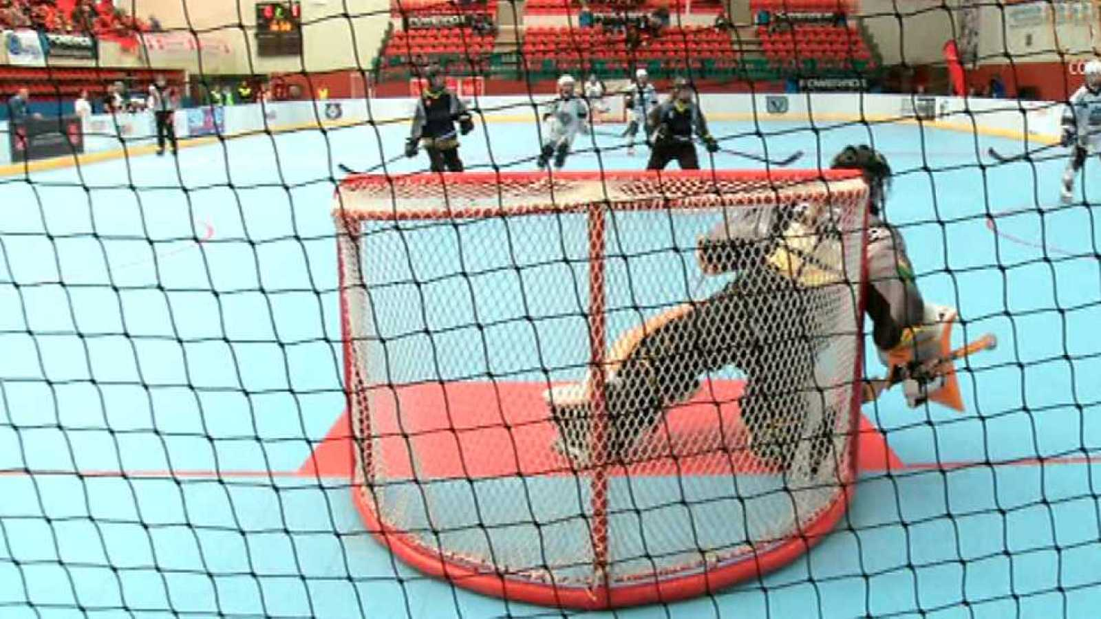 Hockey Línea - Copa del Rey y de la Reina 2016. Resumen - ver ahora