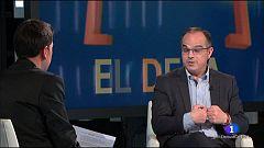 El Debat de La 1 - Entrevista a Jordi Turull