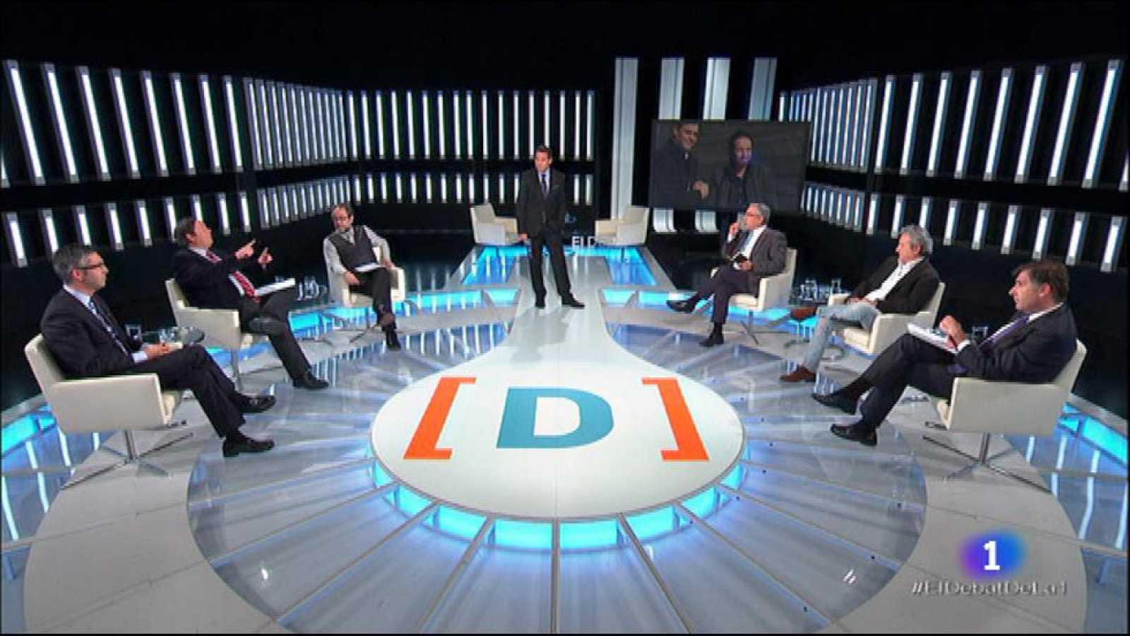El Debat de La 1 - Jordi Turull analitza la situació política catalana i espanyola