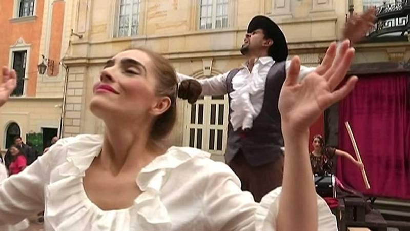 Conferencias, musicales y opera completan el homenaje a Cervantes en Colombia