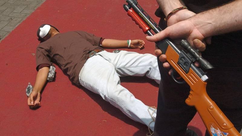 """Amnistía Internacional (AI) ha denunciado el """"espectacular aumento"""" de la cifra mundial de ejecuciones registradas en 2015, cuando alcanzó su récord del último cuarto de siglo debido en gran medida a Arabia Saudí, Irán y Pakistán, que concentraron el"""